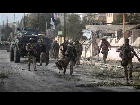 If Iraqi Army Defeats ISIS in Mosul, Raqqa Could Be Next