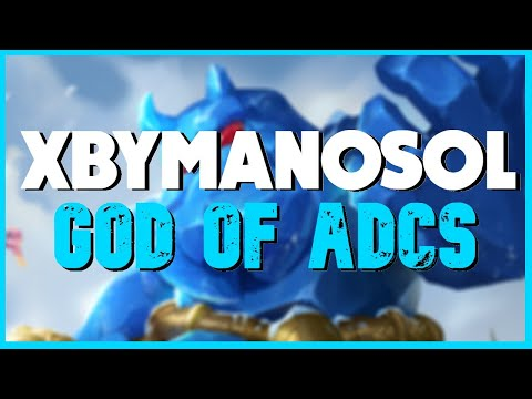 So I Made The Most OP ADC God Out Of Existing Abilities In SMITE...