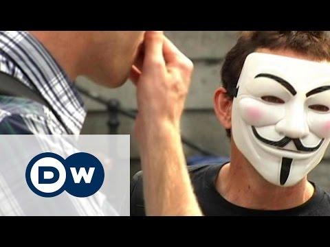 Хакеры Anonymous объявили войну