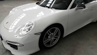 Porsche 911 -- 991
