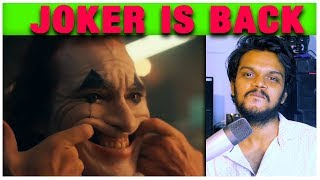 JOKER | Another Master piece | By ARUNODHAYAN