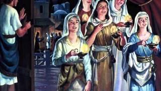 Biblia mp3 Mateus 25 1 ao 13 A parabola das dez virgens
