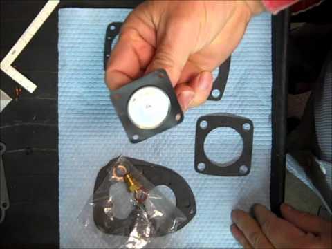 solex 44pa1 marine carburetor kit youtube rh youtube com