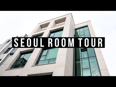 Moving in Seoul & Hotel Room Tour - vlog #013
