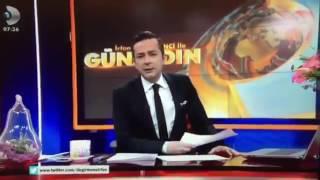 Hayır Diyeceğini Açıklayan Spiker İrfan Değirmenci,  Kanal D' deki işine son verildi