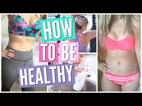 6 Ways to Get Fit and Healthy for SPRING!