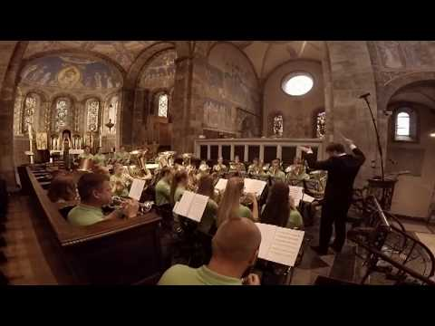 The Fenlands, suite for organ & brass  by Arthur Wills/ Lithuanian National Youth Brass Band