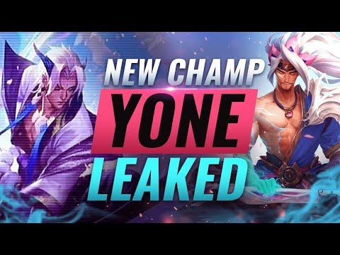 MASSIVE LEAKS: NEW CHAMPION YONE + SKINS & MORE - League of Legends