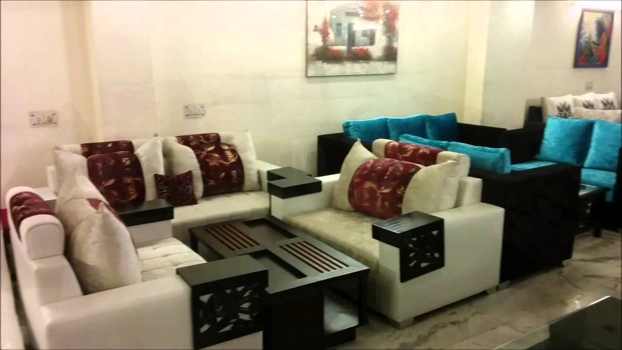 L Shape Sofa Set Designs In Delhi Designer Replica Singapore Relax Cum Bed Kirti Nagar New Roomstory Com Youtube