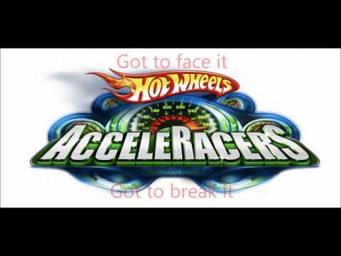 Go! with lyrics - Mark Mrdeza - Hot Wheels AcceleRacers Soundtrack