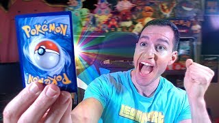 I PULLED THE BEST POKEMON CARD FROM LOST THUNDER! (Unboxing)