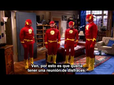 The Big Bang Theory (S01E06) Halloween Charlie