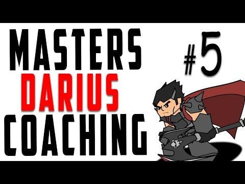 Masters Coaching #5 - Darius Top