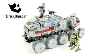 Lego Star Wars 75151 Clone Turbo Tank - Lego Speed Build