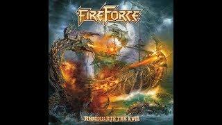 "FIREFORCE - ""Annihilate The Evil"" - album trailer"