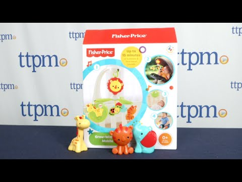Grow-With-Me Mobile From Fisher-Price