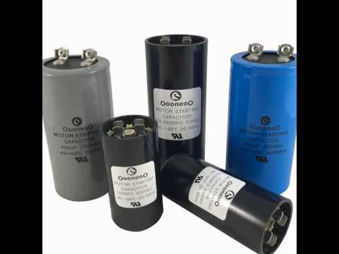 Start Capacitor For Pool Pump Start Capacitor Sizing Chart