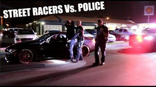 Battle Of The Streets - STREET DRIFTERS TAKE ON POLICE!