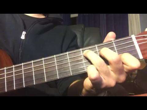 Model & Emre Aydın - Bir Pazar Kahvaltısı Gibi (Klasik Gitar Cover) Akor