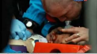 Погиб грузинский саночник Нодар Кумариташвили(Во время тренировочного заезда перед олимпийскими состязаниями в Ванкувере грузинский саночник Нодар..., 2010-02-13T09:06:20.000Z)