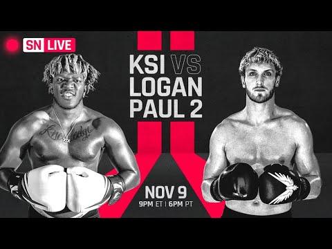 Watch KSI Vs Logan Paul Online | Live Stream On DAZN