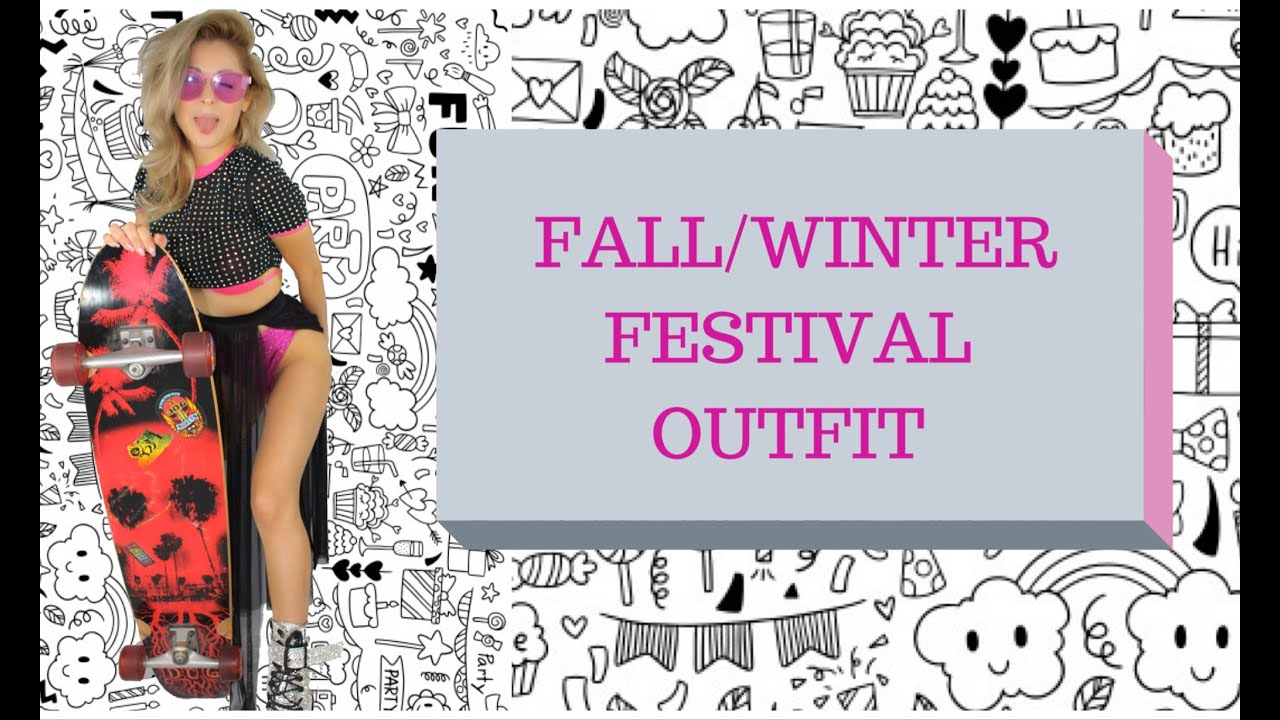 [VIDEO] - Fall/Winter Festival Outfit Tru on Swimwear From Wendolin Designs 2