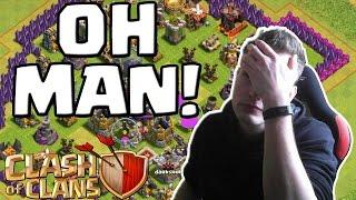 ALLES GEHT SCHIEF! || CLASH OF CLANS - FAIL! || Let's Play CoC [Deutsch/German HD+]