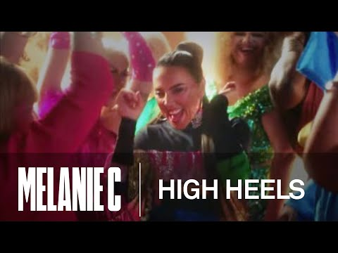 Melanie C ft. Sink The Pink - High Heels (6 ноября 2019)