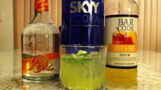 The Kamikaze Cocktail [house Made]