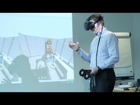 ROBOTT-NET: Robot Technology for Industry Management at MTC