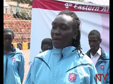 Teams arrive for Eastern Africa University games