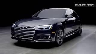 Audi A4 Sedan 2018 Video