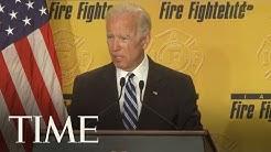 Second Woman Accuses Joe Biden Of Inappropriate Behavior | TIME