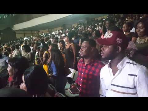 Shatta Wale vs Davido at Ghana Meets Naija 2017