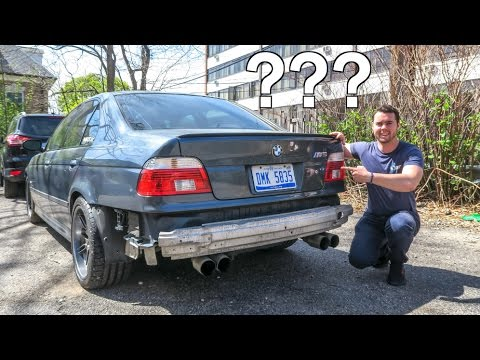 What Happened To The BMW M5?!