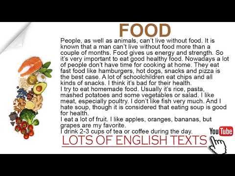 здоровье эссе на английском