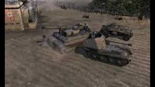 Company of Heroes: Panzer Elite Vehicles
