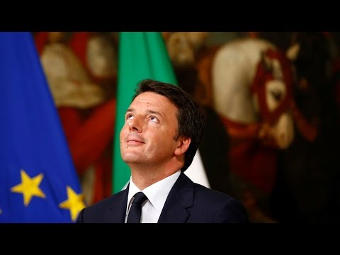 A Conversation With Matteo Renzi