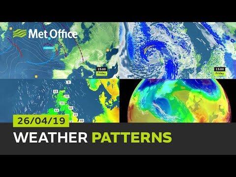 Weather Patterns - 26/04/19
