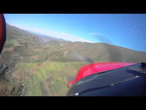Lesotho Airstrip Files: Methalaneng