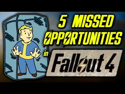 5 Missed Opportunities in Fallout 4