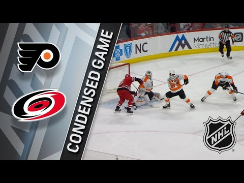 03/17/18 Condensed Game: Flyers @ Hurricanes