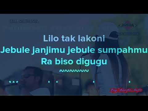 Nella-kharisma # Suket teki # Karaoke version