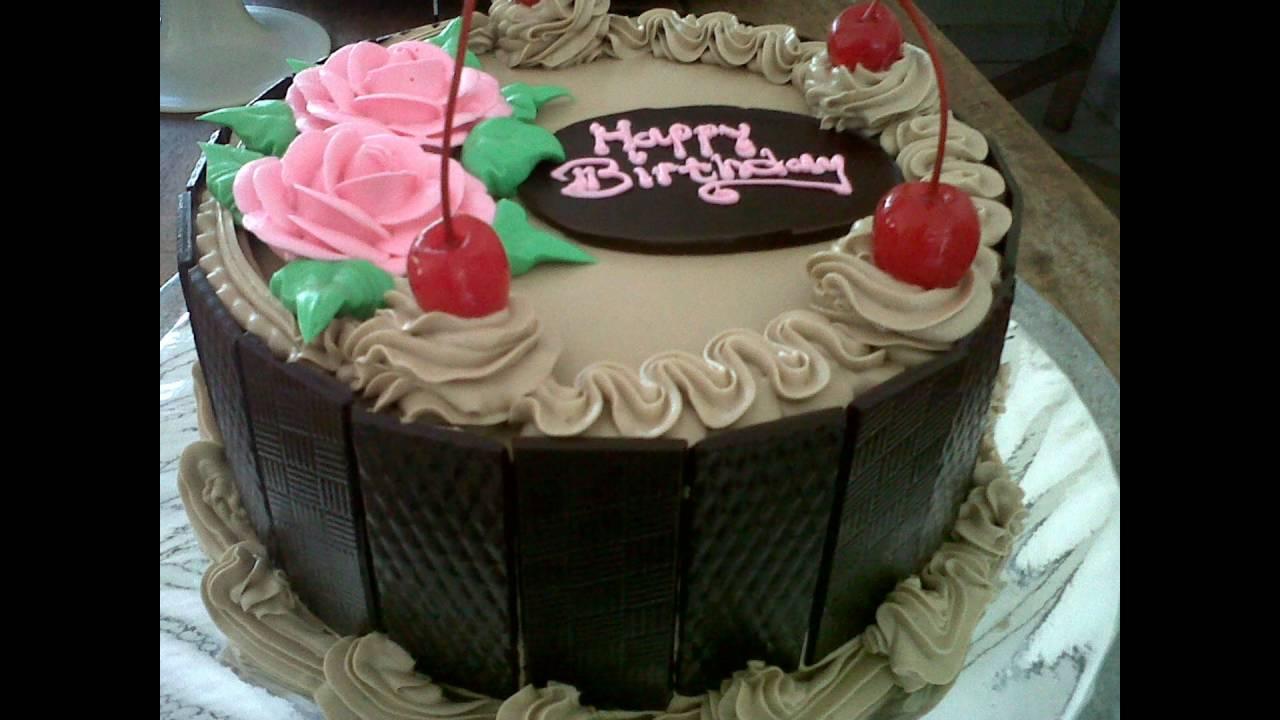 Cara Membuat Kue Tart Coklat Blok