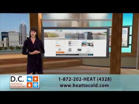Custom Marketing Videos For Heating & Cooling Contractors - Web Videos - TV Commercial Spots