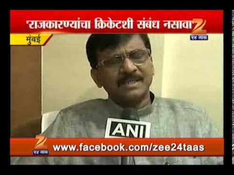 Sanjay Raut On Ipl Spot Fixing 1705