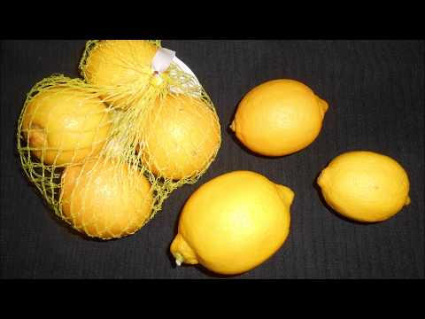 USING LEMONS TO DETECT NEGATIVE ENERGY IN YOUR HOUSE-by MK
