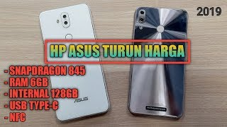 Murah Meriah..  5 HP Asus Yang Turun Harga Tahun 2019