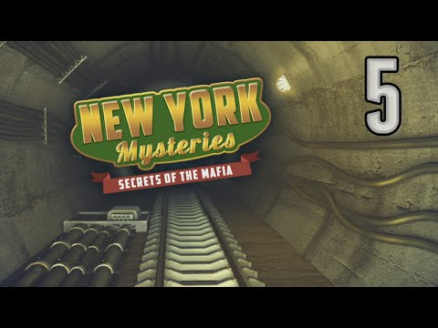 New York Mysteries: Secrets of the Mafia [05] w/YourGibs - TOTEM HOUSE ON THE LAKE