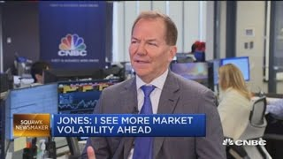 Watch CNBC's full interview with Paul Tudor Jones